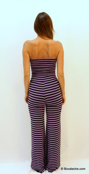 PLUM BAY STRIPED JUMPER - BOCALECHE - 5