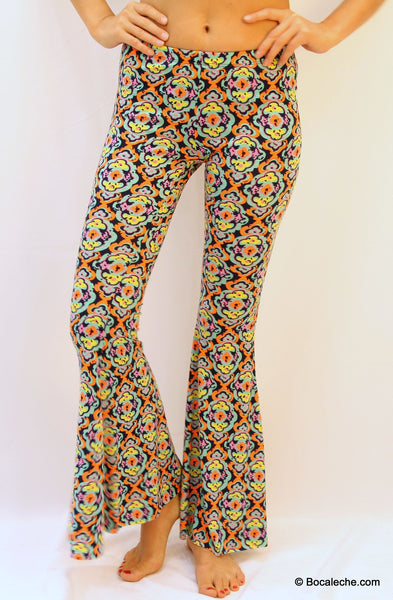 70's party pants - BOCALECHE - 2