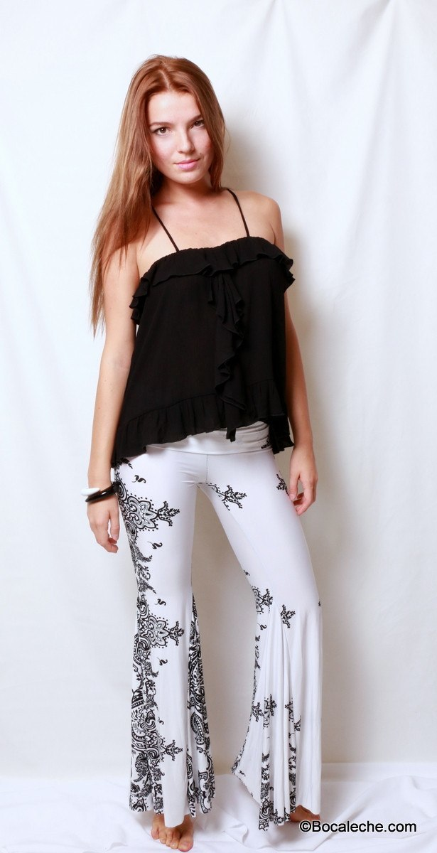 Party Pants Bell Bottoms - BOCALECHE - 1