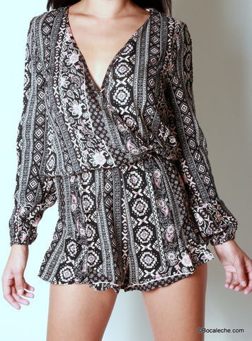 Love London Romper