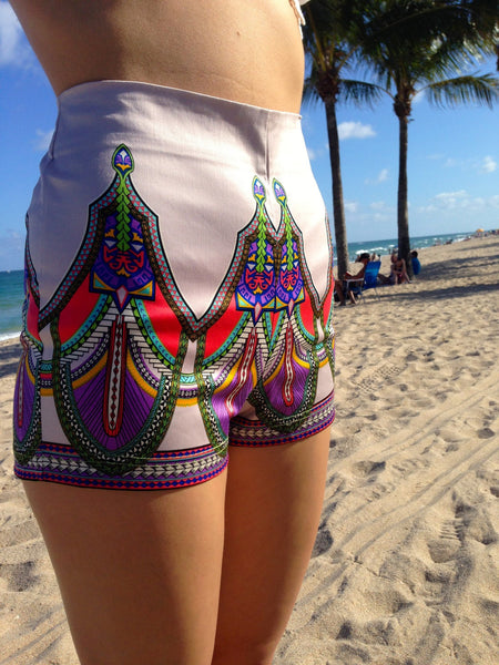 Queen Bee Shorts - BOCALECHE - 7