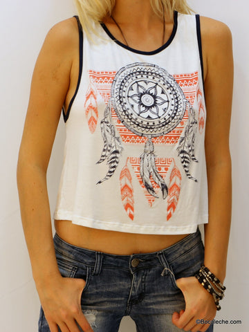 American Indian Top