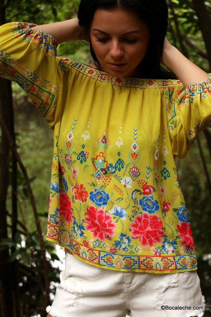 Made Just for Girl Blouse - BOCALECHE - 1