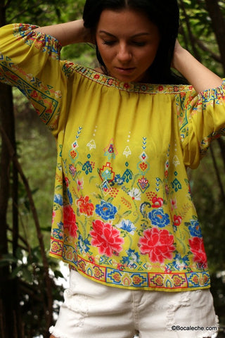 Made Just for Girl Blouse