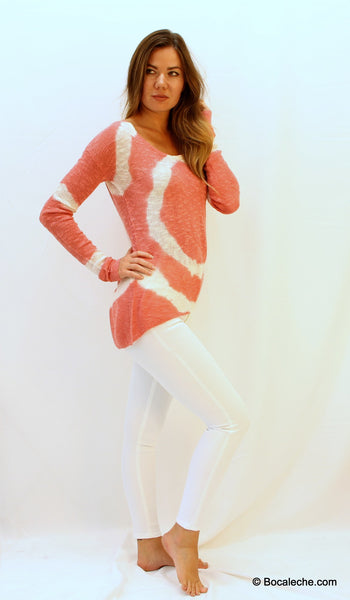Olga Sweater Top - BOCALECHE - 1