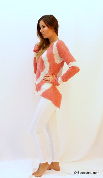 Olga Sweater Top - BOCALECHE - 4