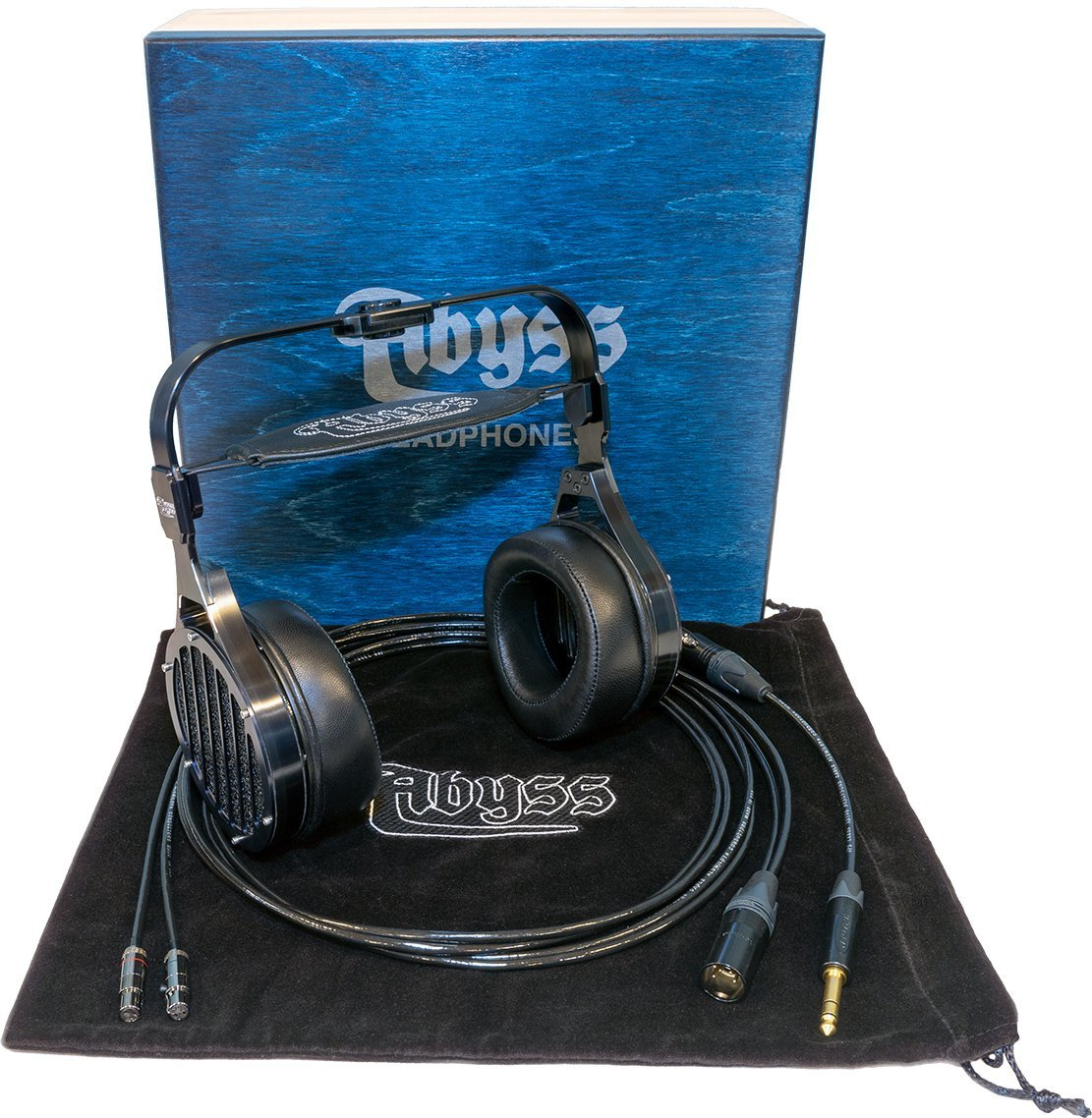 ABYSS AB-1266 Phi TC Lite, XIAUDIO Headphone Amplifier, and JPS Labs Cable Package Deal !!!
