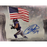 Eric Kendricks Signed w/ Flag 11x14 Photo