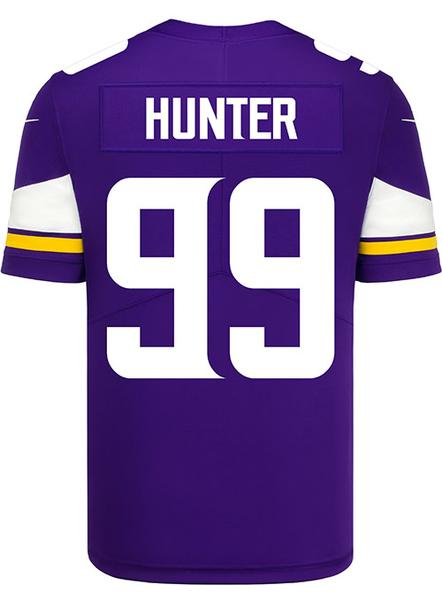 PRE-SALE: Danielle Hunter Signed Custom Purple Football Jersey