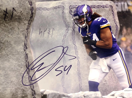Eric Kendricks Signed Entrance 11x14 Photo