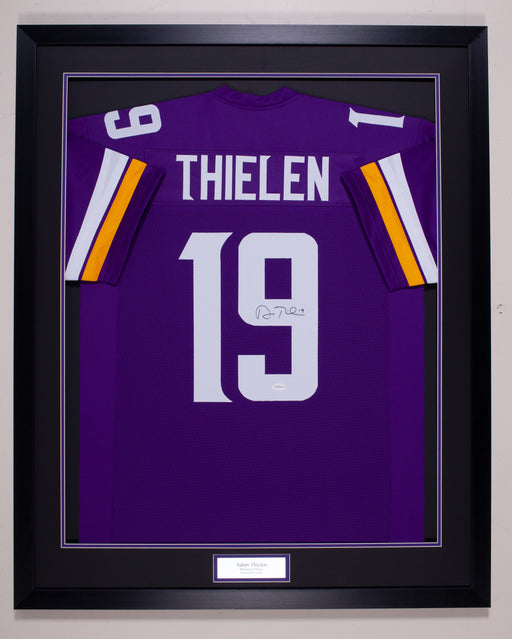 Professional Framing For Any Jersey