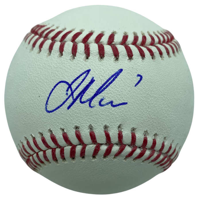 Joe Mauer Official MLB Signed Baseball