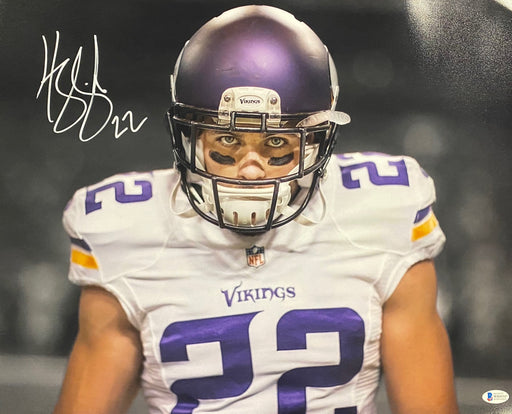 Harrison Smith Autographed Looking Into Camera 16x20 Photo
