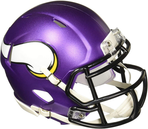 PRE-SALE: Harrison Smith Signed Vikings Speed Mini Helmet