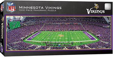 Minnesota Vikings 1000pc Pano Puzzle