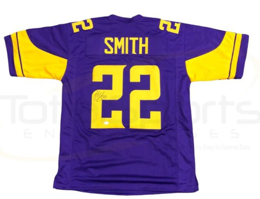 PRE-SALE: Harrison Smith Signed Custom Holiday Football Jersey