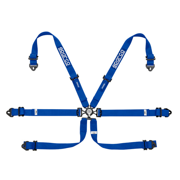 Sparco FIA Endurance 6-Point Racing Harness
