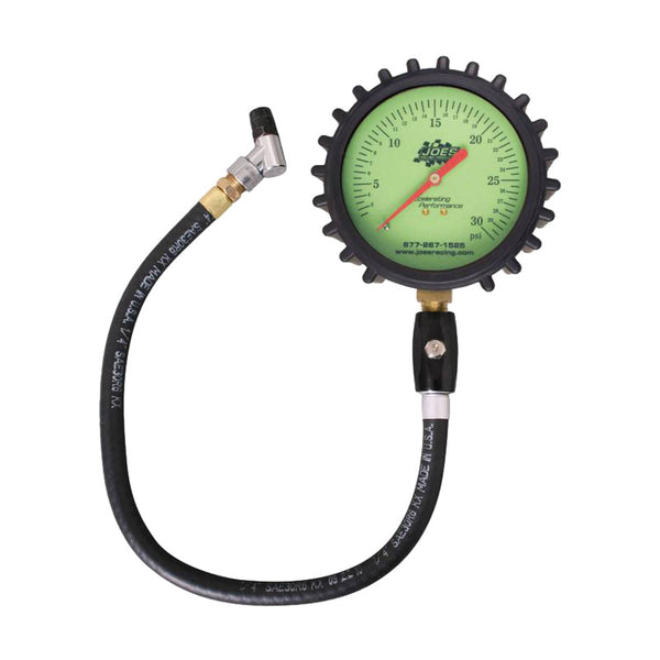 Joes Racing Products Precision Tire Pressure Gauge - 3-30 PSI