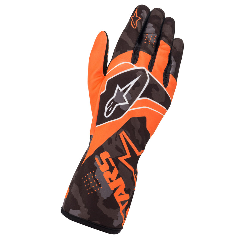 Alpinestars Tech-1 K Race v2 Karting Gloves - Camo