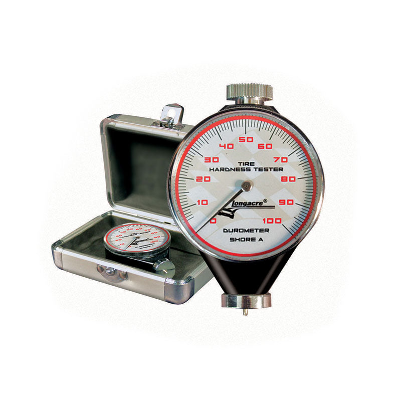 Longacre Tire Durometer With Case