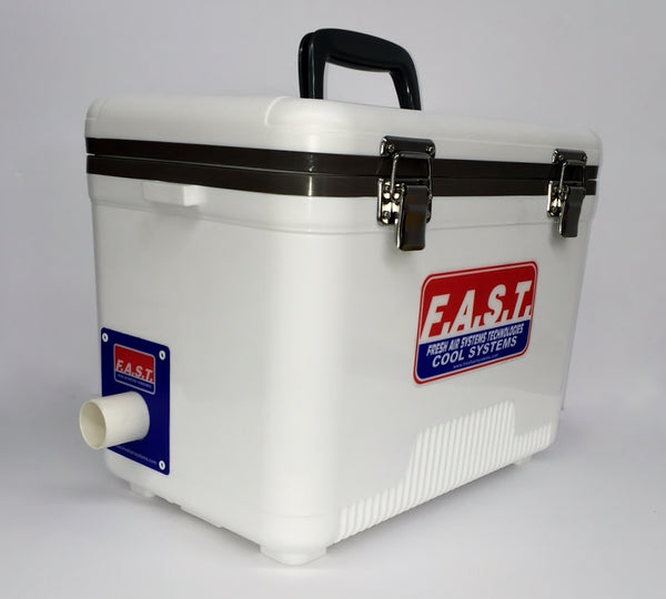FAST 13-Quart Cooler - Air Only, Twin Element