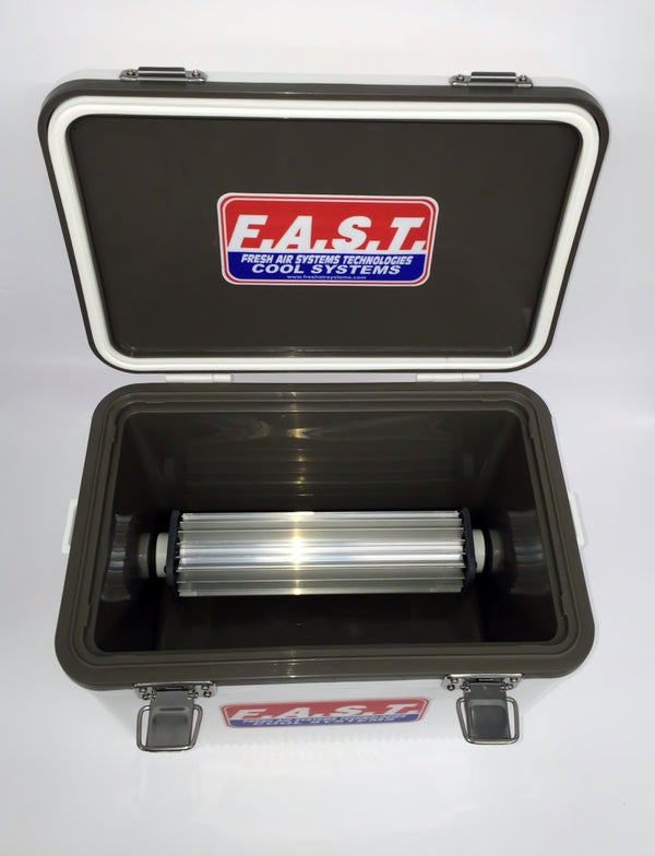 FAST 13-Quart Cooler - Air Only, Single Element