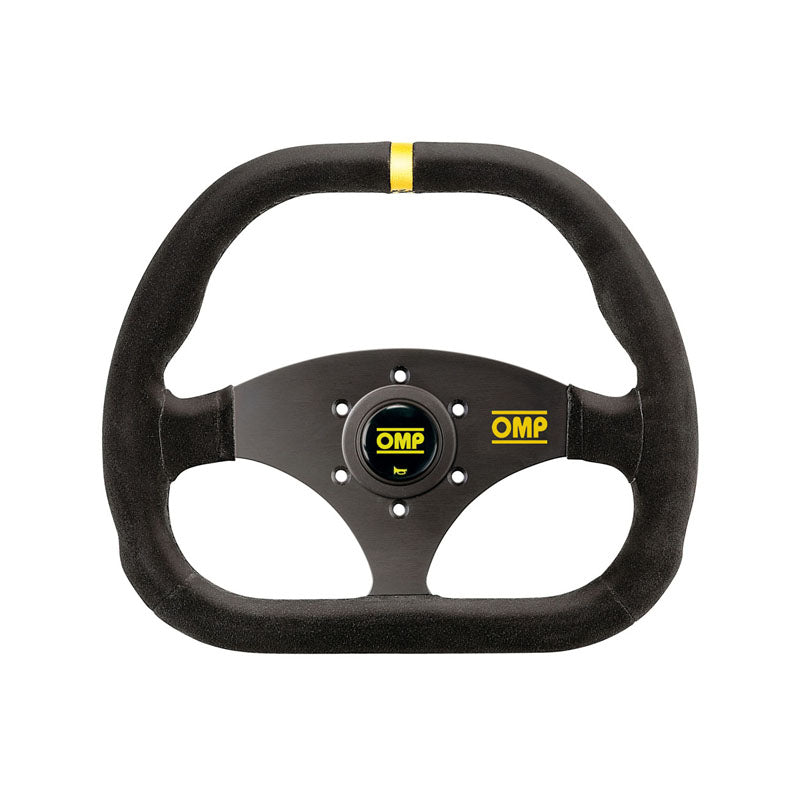 OMP Kubic Steering Wheel