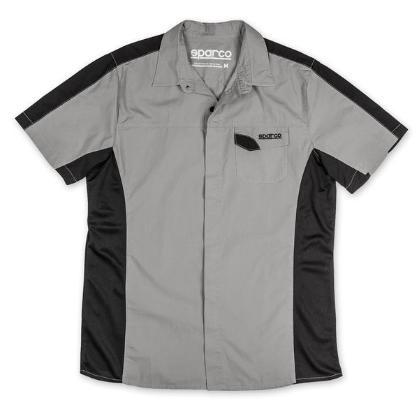 Sparco Pit Tech 2.0 Crew Shirt