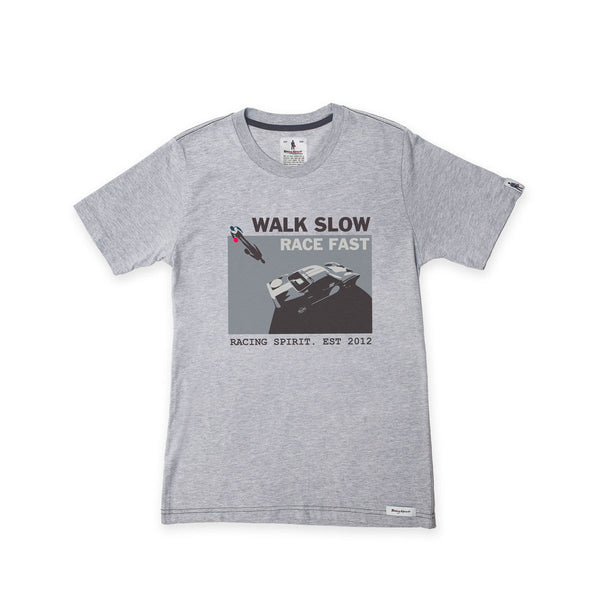Racing Spirit Walk-Slow Tee