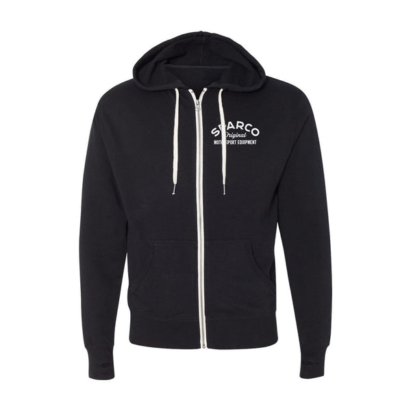 Sparco Garage Zip Hooded Sweatshirt
