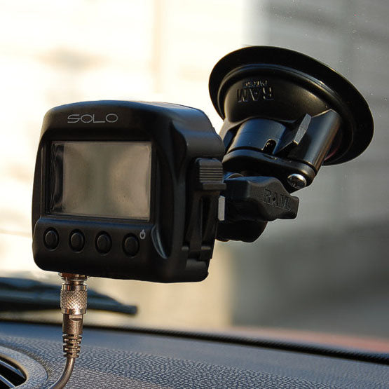 RAM Aim-Solo Lap-Timer Suction-Cup Mount Kit