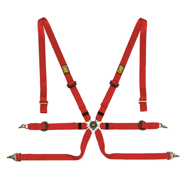OMP One 2 Pull-Up Racing Harness