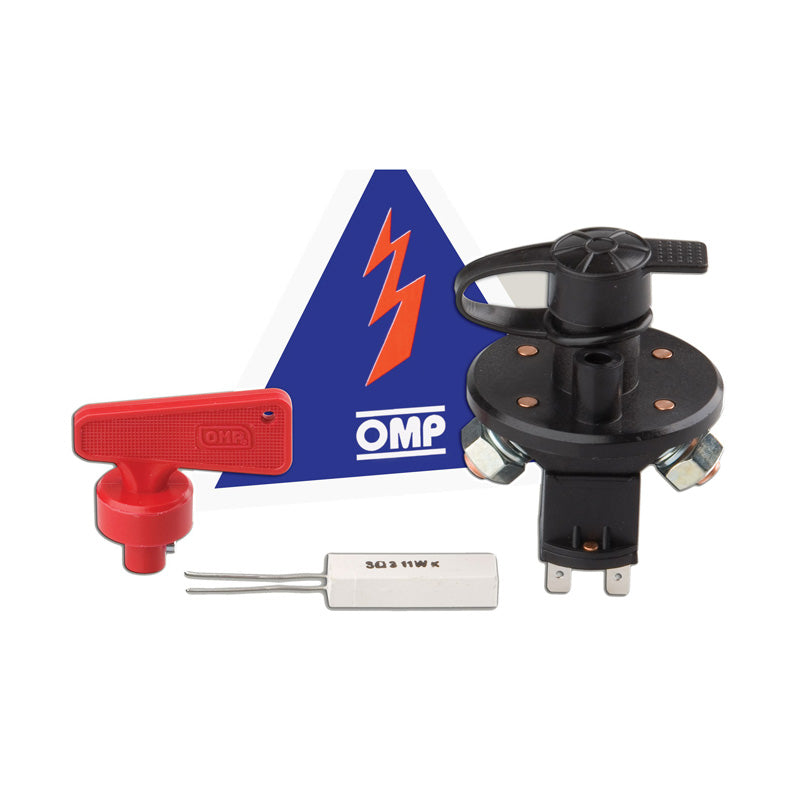 OMP Battery 6-Pole Master Switch