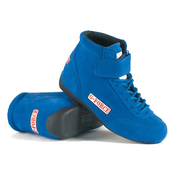 G-Force GF235 Racegrip Mid-Top Racing Shoes
