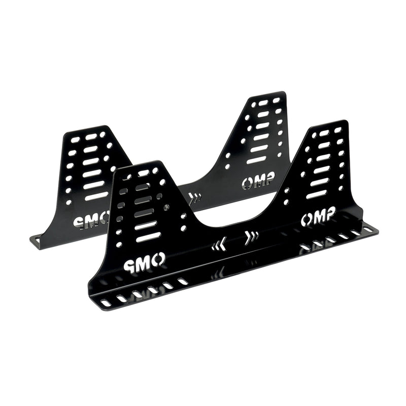 OMP 36-Hole Steel Seat Side Mount Bracket