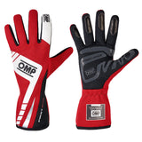 OMP First Evo Racing Gloves - 2019 Model