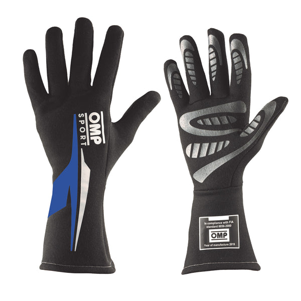 OMP Sport OS 60 Racing Gloves