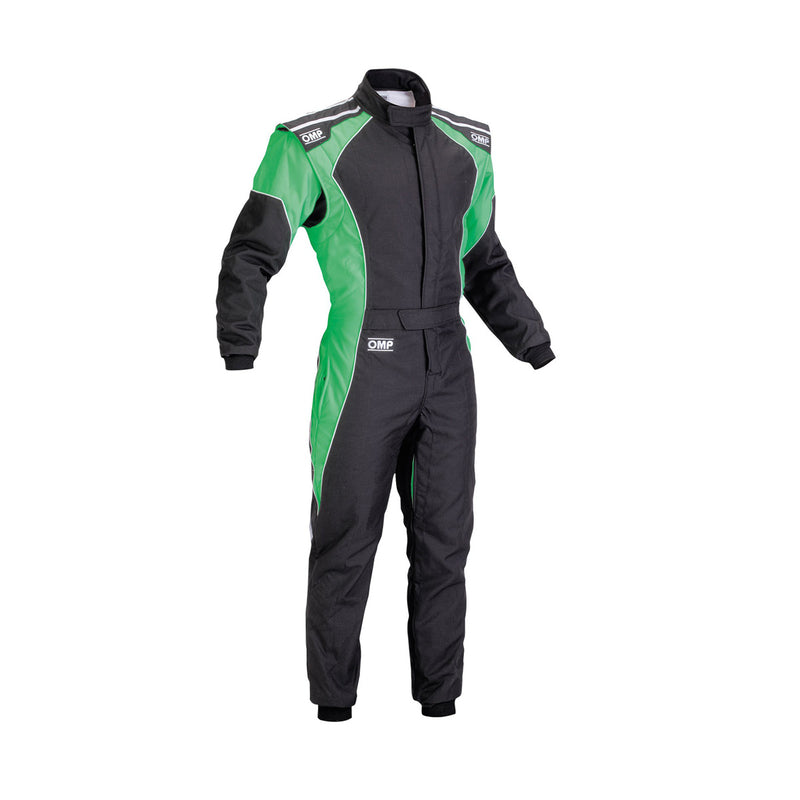 OMP KS-3 Fluorescent Youth Kart Racing Suit - 2018 Model