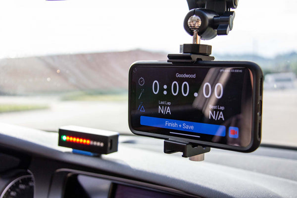 APEX Pro Motorsport Phone Mount