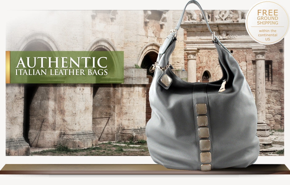 authentic italian leather bags