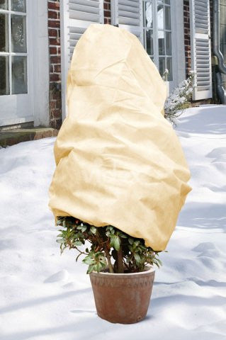 German High Quality Zipped Plant Fleece for Winter protection RRP £29.99 Protect your Bay / Olive trees!