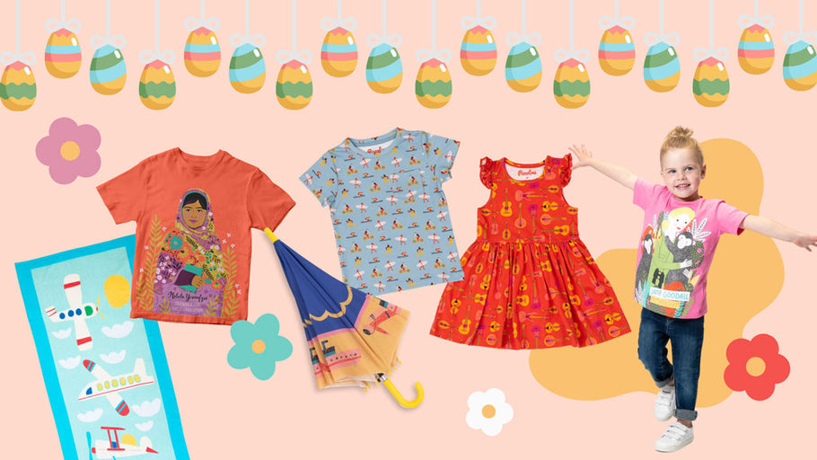 Gift Guide: Shop From These Spring-Inspired Piccolina Styles To Fill Your Little Ones' Easter Baskets This Year!