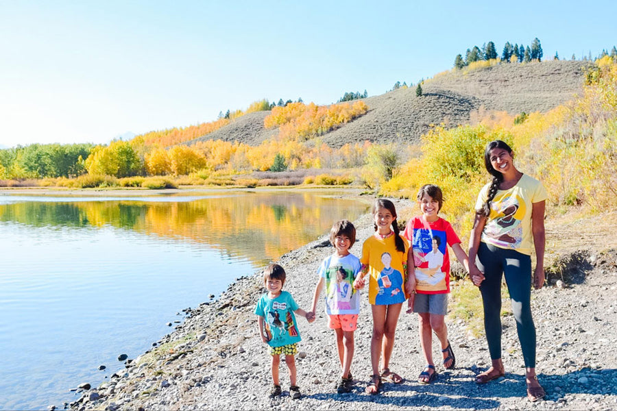 Five Questions With Piccolina Mom and Local Passport Family Blogger Preethi Harbuck