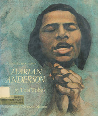 A Crowell Biography Marian Anderson by Tobi Tobias