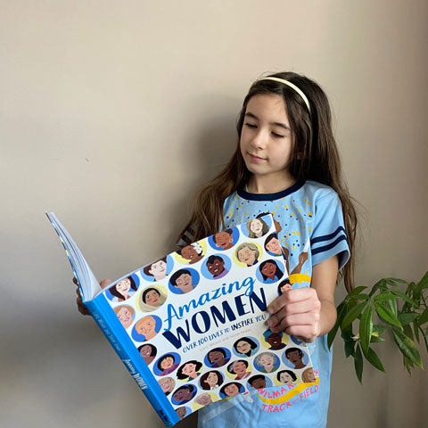 Amazing Women: Over 100 Lives To Inspire You