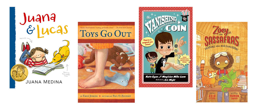 Best Chapter Books for Kids