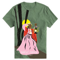 Women's Crewneck Harriet Tubman Short Sleeve Trailblazer Tee