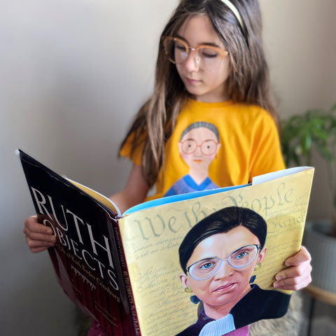 Ruth Objects The Life of Ruth Bader Ginsburg