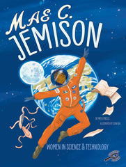 Women in Science and Technology Mae C. Jemison by Meeg Pincus
