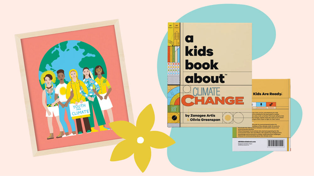 A Kids Book About Climate Change